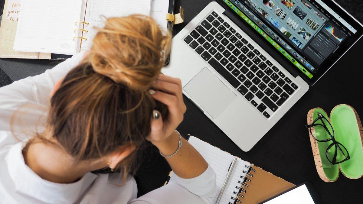 Stress führt zur Gewichtszunahme - careletics