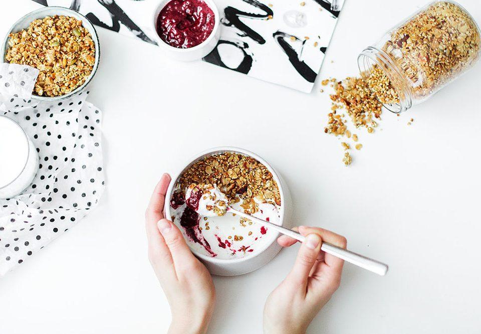 Probiotischen Joghurt mit Maschine selber machen - careletics