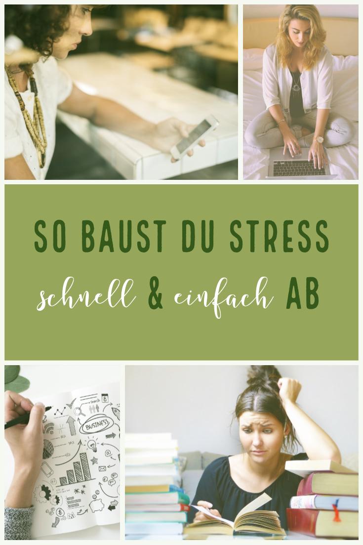 So baust du Stress ganz einfach ab - careletics