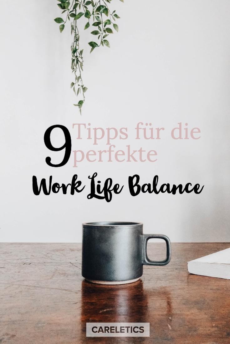 Maßnahmen für eine bessere Work-Life-Balance-careletics