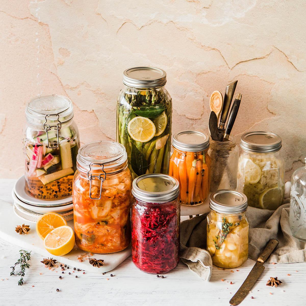 Lege dein Gemüse selber ein–careletics